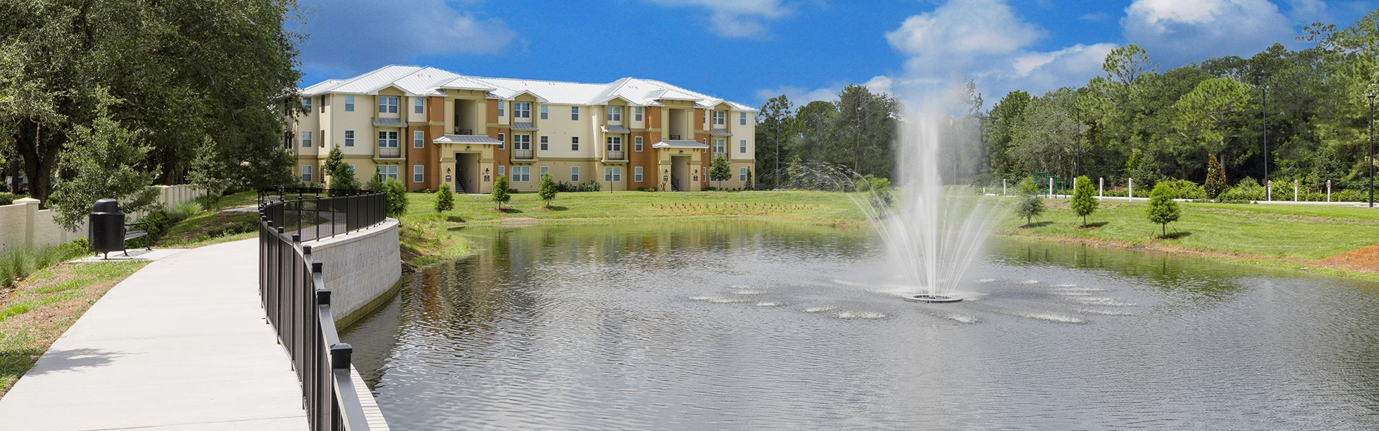Westwood Park Apartments for rent in Orlando, FL. Make this community your new home or visit other Concord Rents communities at ConcordRents.com. Lake view