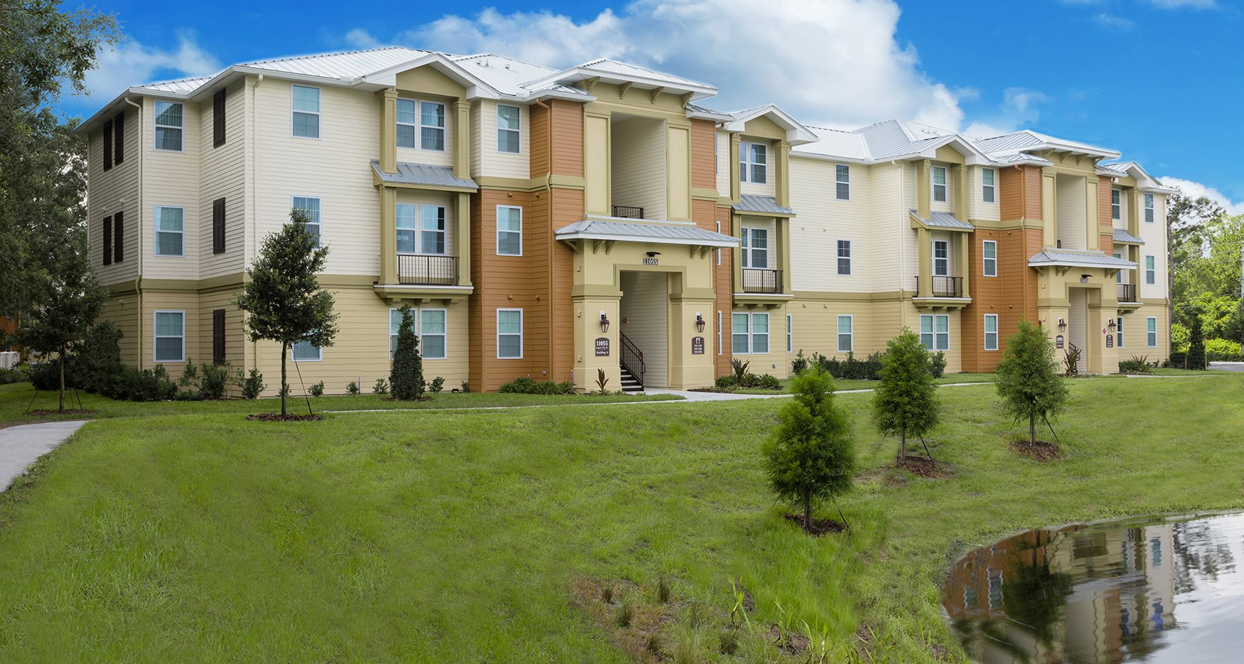 Westwood Park Apartments for rent in Orlando, FL. Make this community your new home or visit other Concord Rents communities at ConcordRents.com. Building exterior