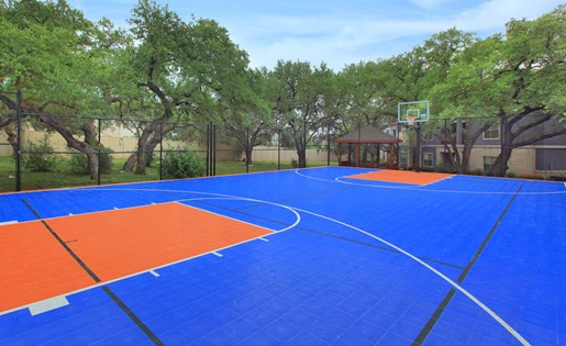 Basketball Court at The Redland, San Antonio, TX,78259