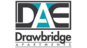 Logo of Drawbridge Apartments East at 36420 Union Lake Road