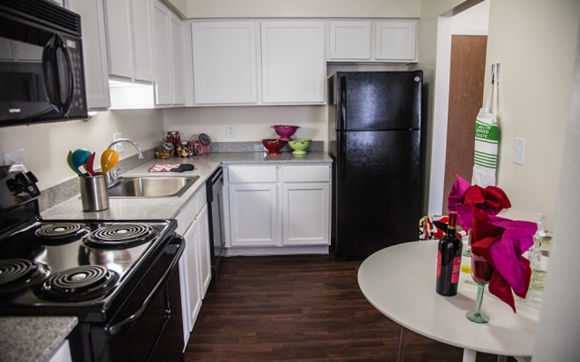 Spacious Kitchen at Franklin River Apartments, 28733 Franklin River Drive