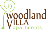 Logo for Woodland Villa, the BEST Apartments in Westland Michigan