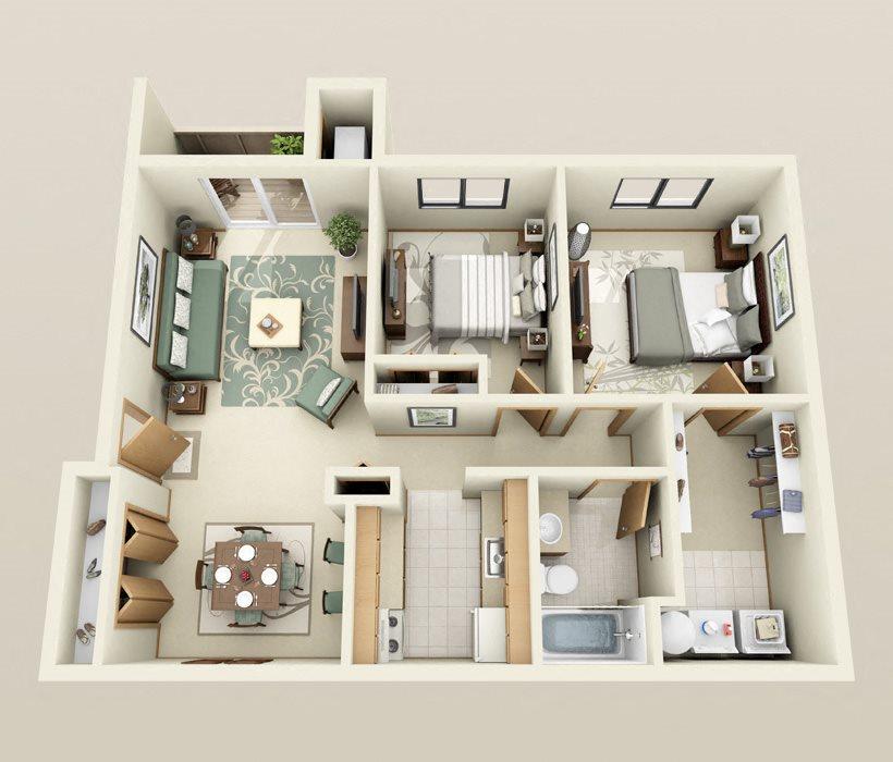 Apartment Ratings Com: Woodland Villa In Westland, MI