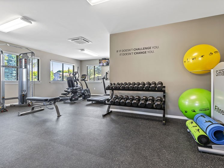 Fitness center warren road in Westland MI