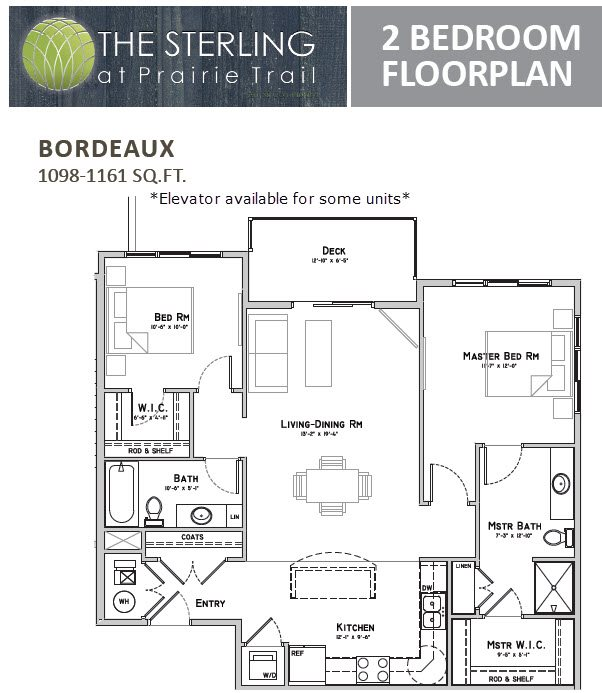 Bordeaux Floor Plan 6