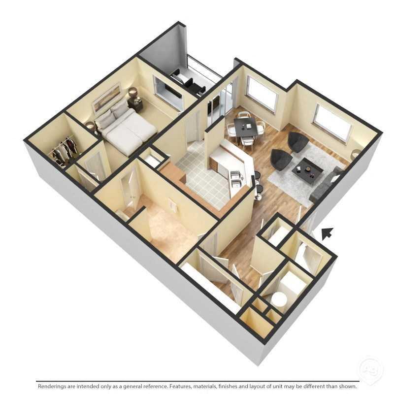 Villa Regis Floor Plan 4