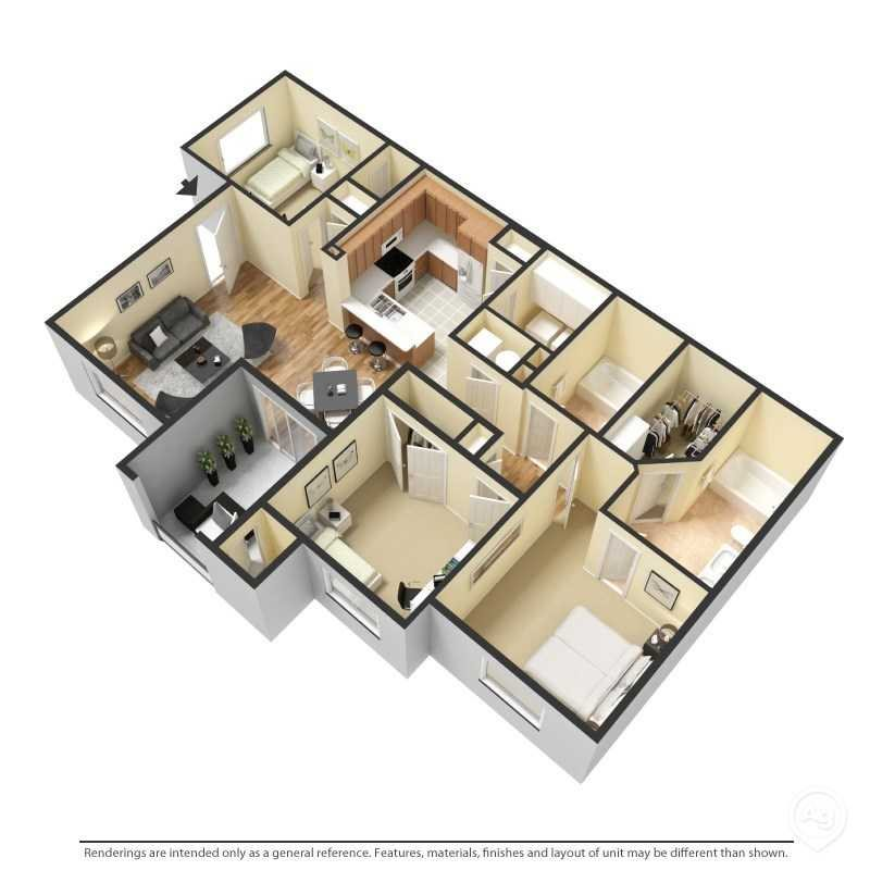 Villa Palazzo Floor Plan 6