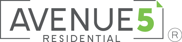 The Ashborough_Ashburn VA_Avenue5 Residential Logo