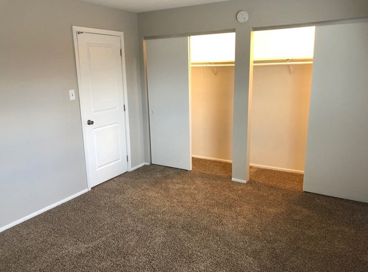 2BR, 1BA A-style Master Bedroom
