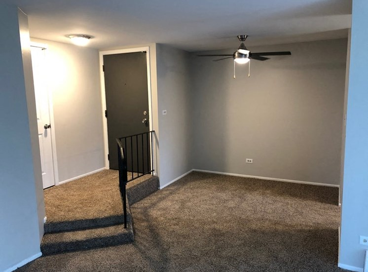 2BR, 1BA A-style Dining Room