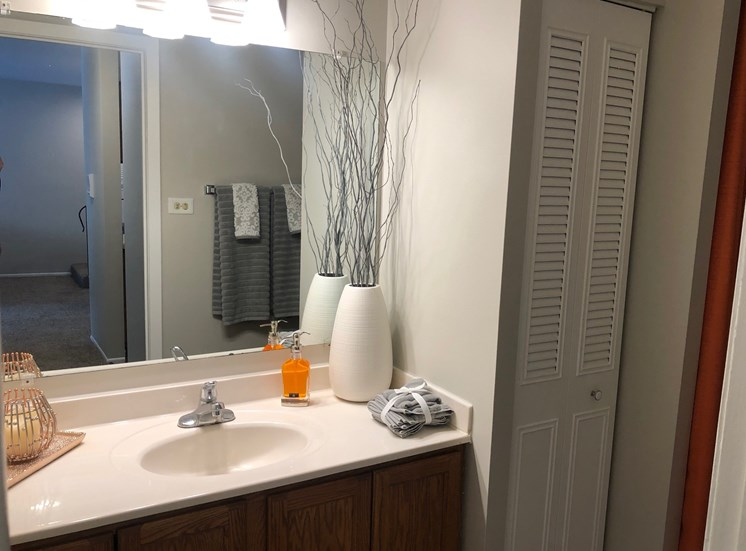 1BD, 1BR Classic Model - Bathroom