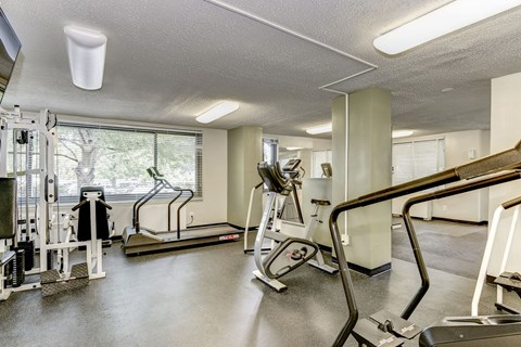 Ashlawn Fitness Center