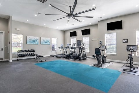 Fortress Grove Apartments Fitness Center