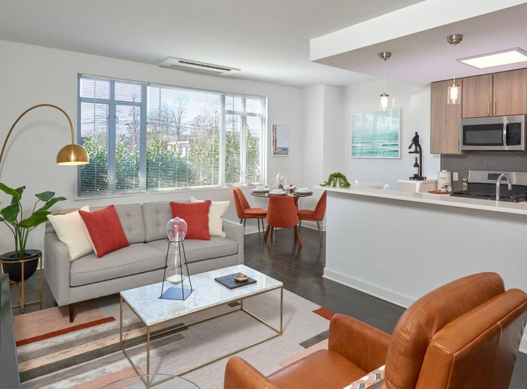 Dominion Living Space View