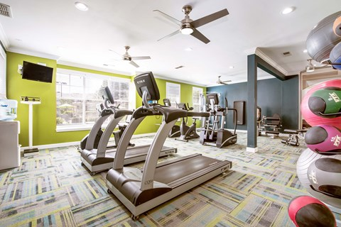 Legacy Mill Fitness Center