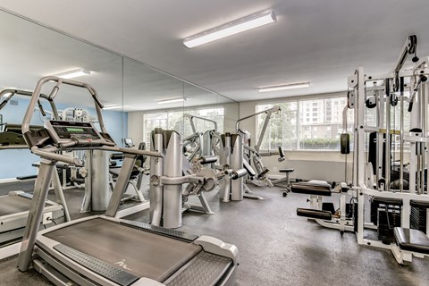 The Monticello Fitness Center