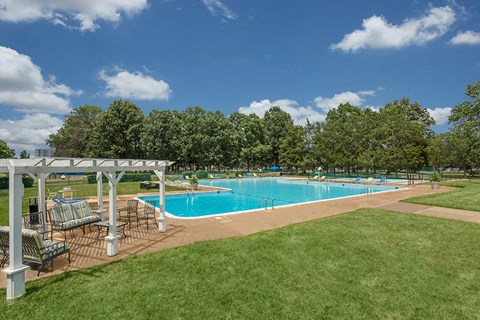 The Monticello Pool