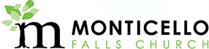Monticello Falls Church Property Logo 1