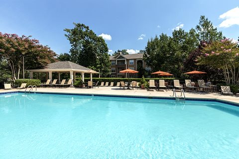 Oaks at Weston Apartments - Morrisville, NC | Bell Apartment Living