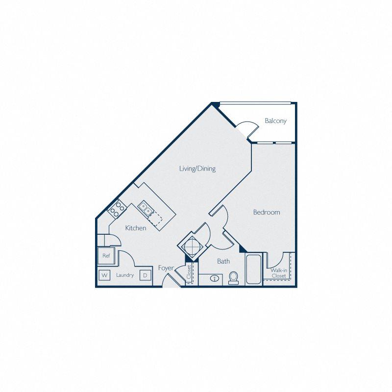 Abita Floor Plan 1