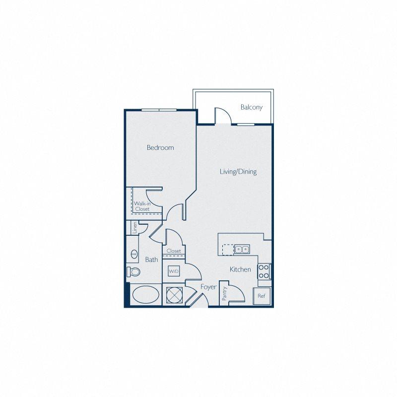 Alamosa Floor Plan 2