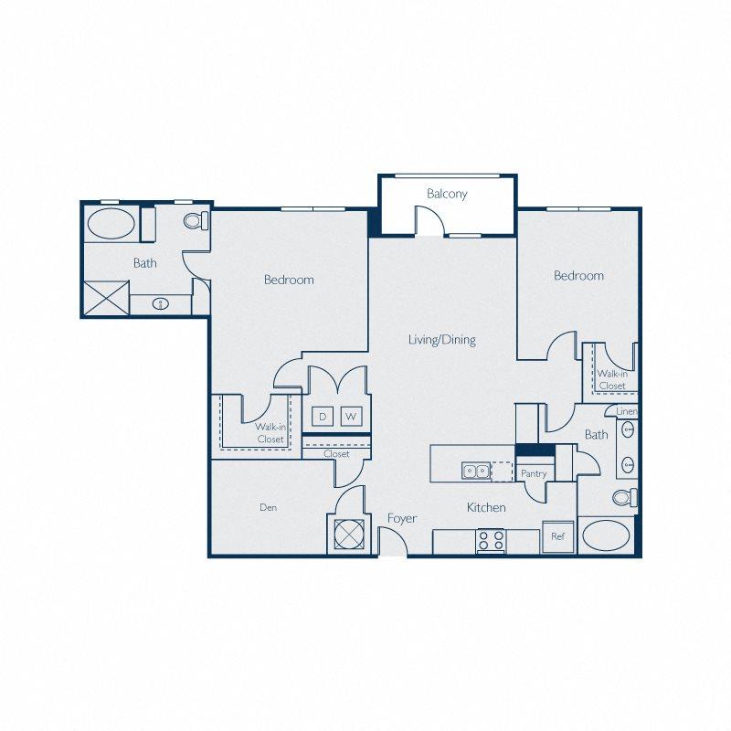Caney Floor Plan 7