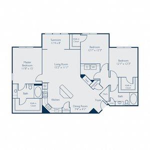1547 square feet