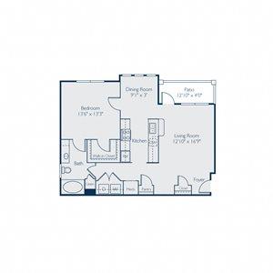 939 square feet