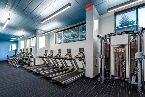 The Graham at Southern Towers Fitness Center