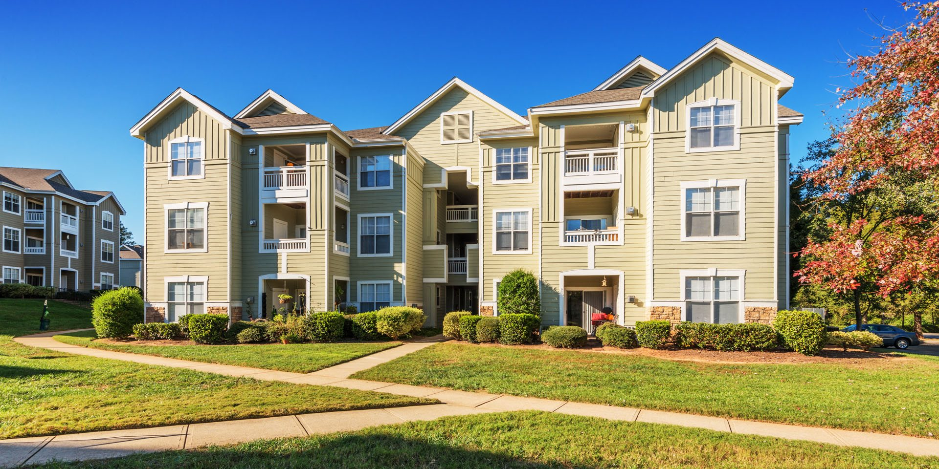 The Greens At Tryon Apartments - Raleigh, NC | Bell ...