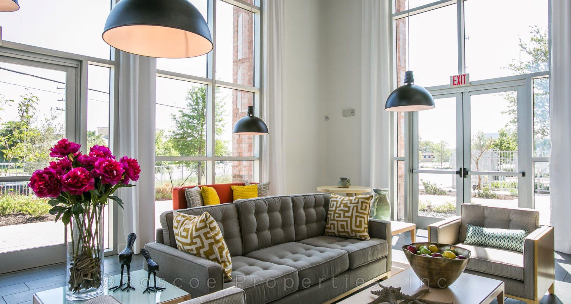 1111 Austin Highway Apartments in San Antonio living room