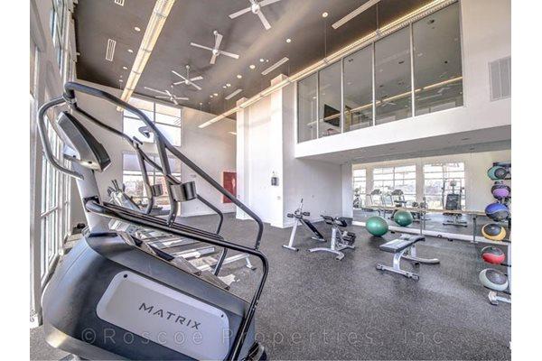 1111 Austin Highway Apartments in San Antonio fitness center