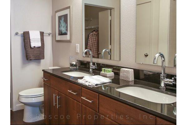 1111 Austin Highway Apartments in San Antonio bathroom