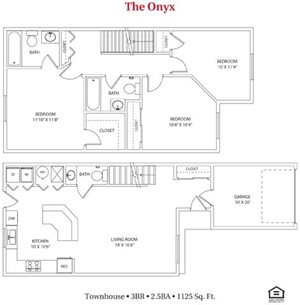 The moors apartments 3675 cross ridge lane canal for 1125 maxwell lane floor plans