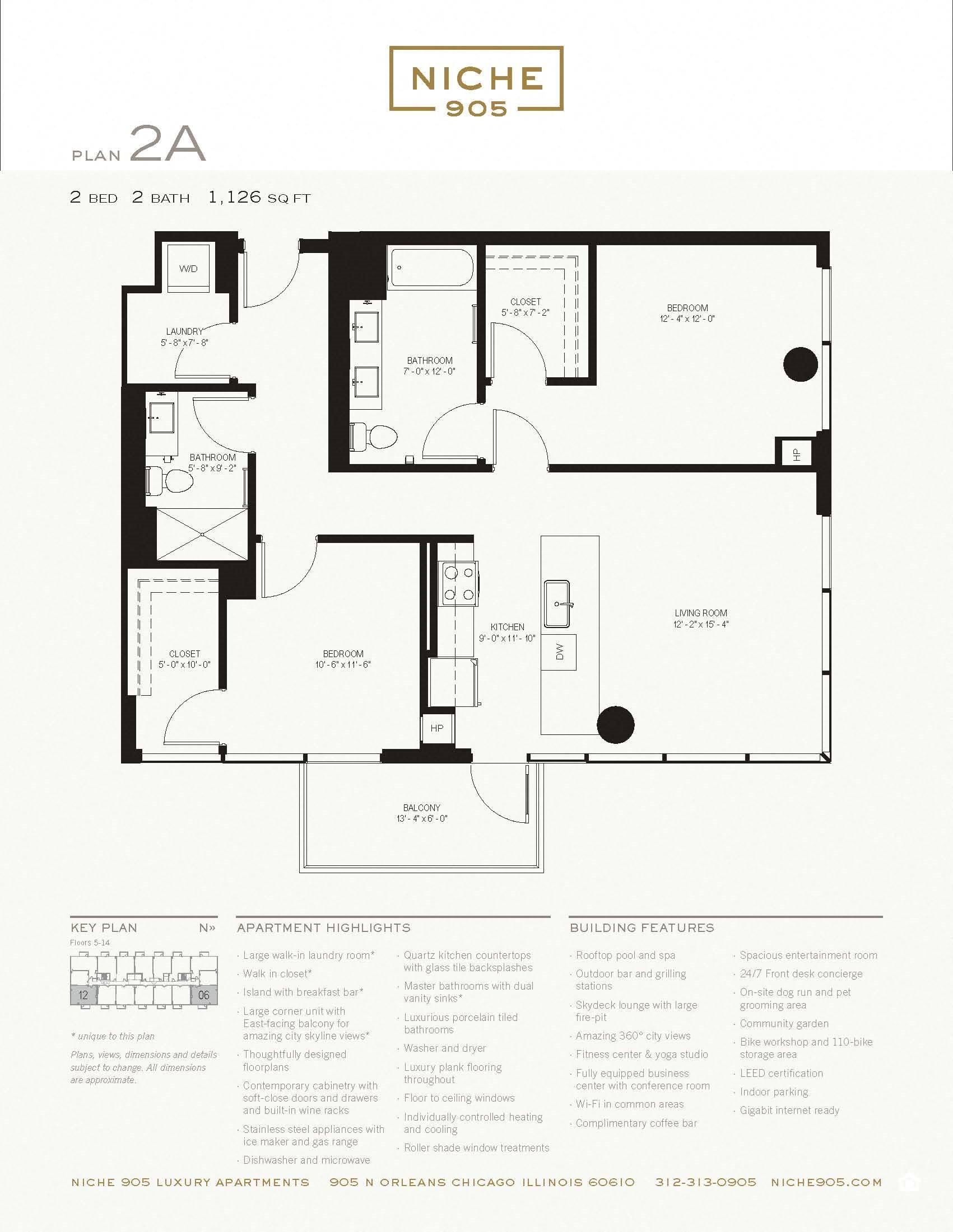 2A Floor Plan 9
