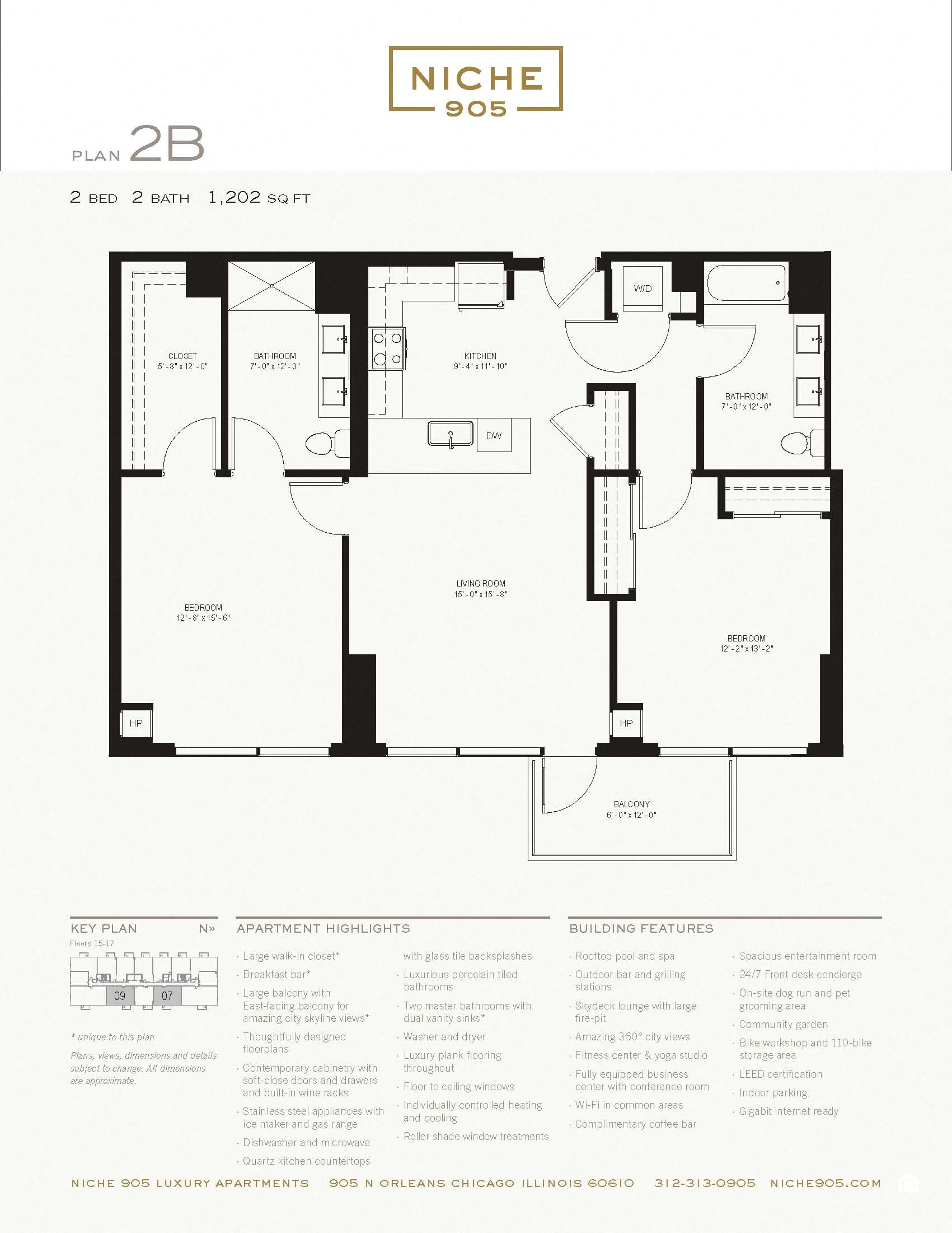 2B Floor Plan 10