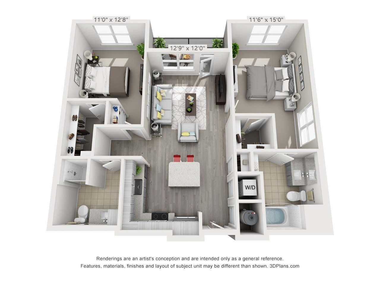 Luxury one and two bedroom apartments in wauwatosa wi for 2 bedroom apartments wauwatosa wi