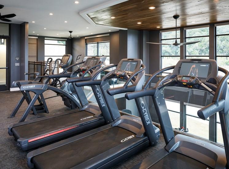 24-Hour Fitness Center at Ascent Cresta Bella, 19702 Bella Loma Drive, 78256