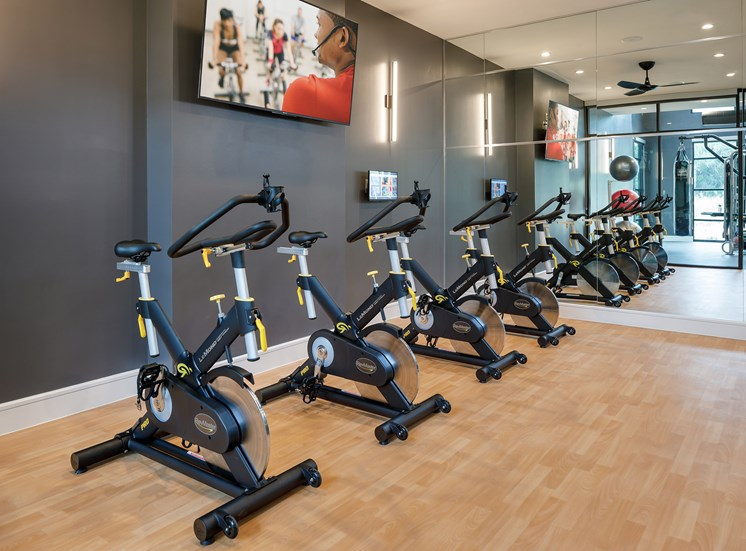 Fully Equipped Fitness Center at Ascent Cresta Bella, San Antonio, 78256