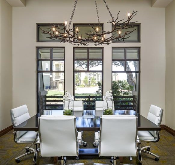 Modern Conference Room at Thirty Oaks, Texas