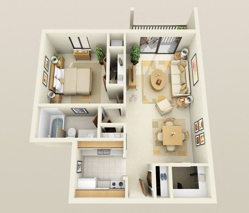 Apartments By Western Michigan University (DHA)