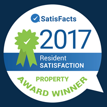 SatisFacts Property Award for Westwood Village