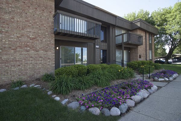 Lovely Rock Creek Park Views at Westwood Village Apartments, Westland, MI