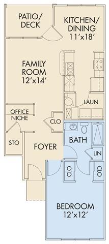 The Vreeland Floor Plan 3