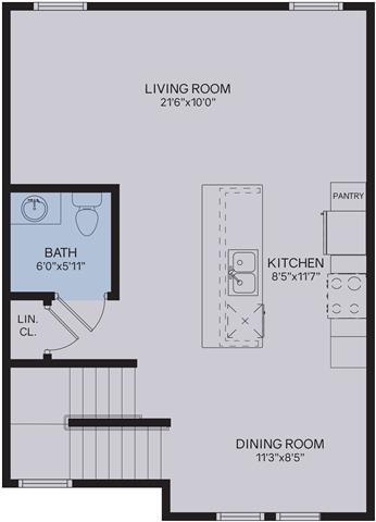 3S1 Floor Plan 5