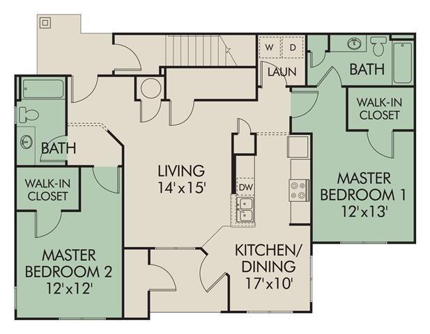 Barbera Floor Plan 4