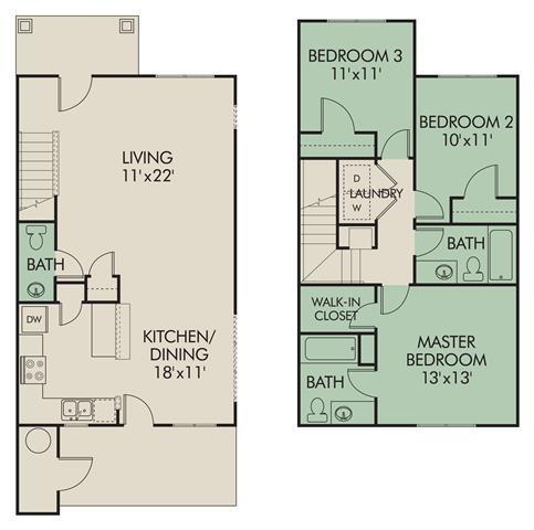 Chardonnay Floor Plan 3