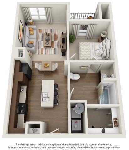 The Concord Floor Plan 2