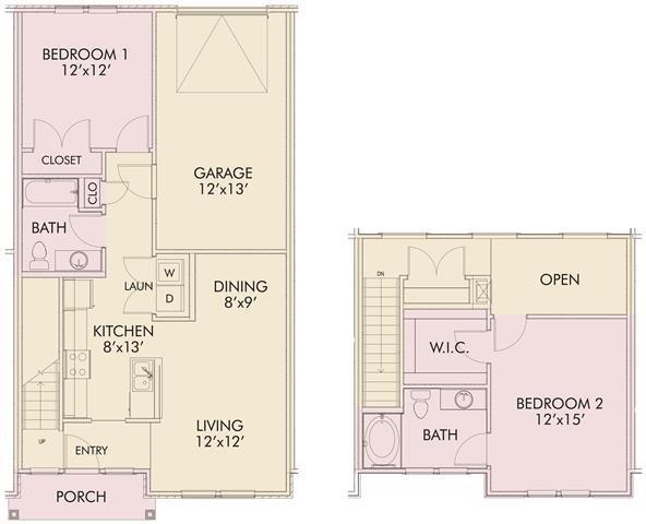 Cedarcrest Floor Plan 2