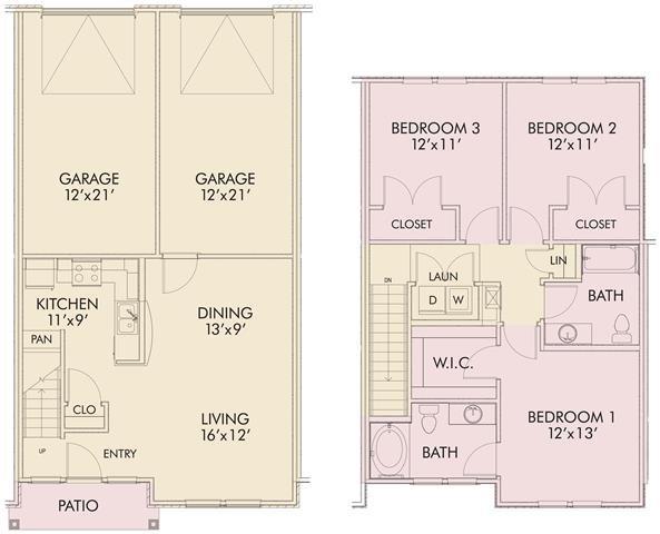 Willowcrest Floor Plan 5